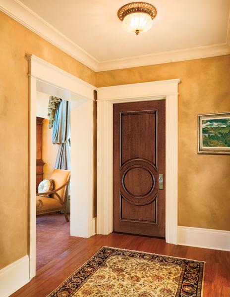 Narrow interior double doors images for All wood interior doors