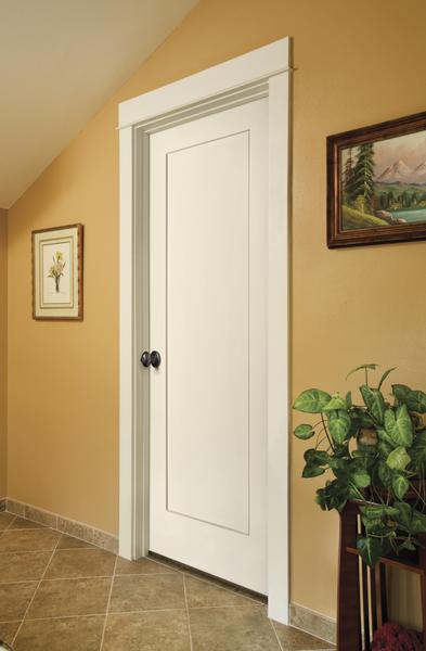 Clean and Contemporary Door : molded door - Pezcame.Com